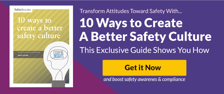 10 Ways to Create a Better Safety Culture