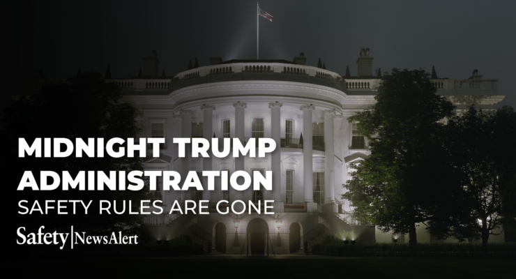 midnight trump administration safety rules are gone