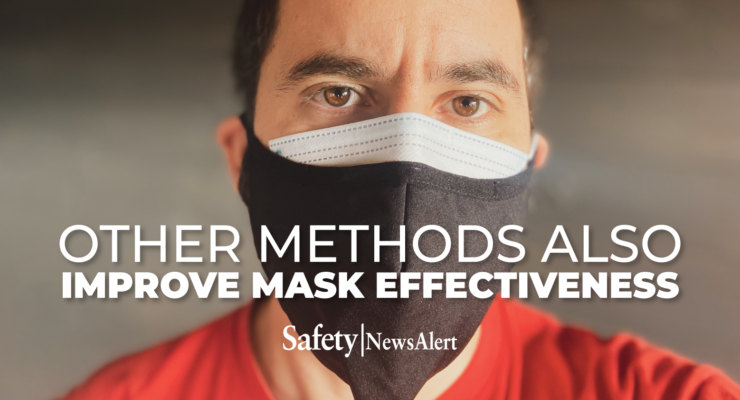other methods also improve mask effectiveness