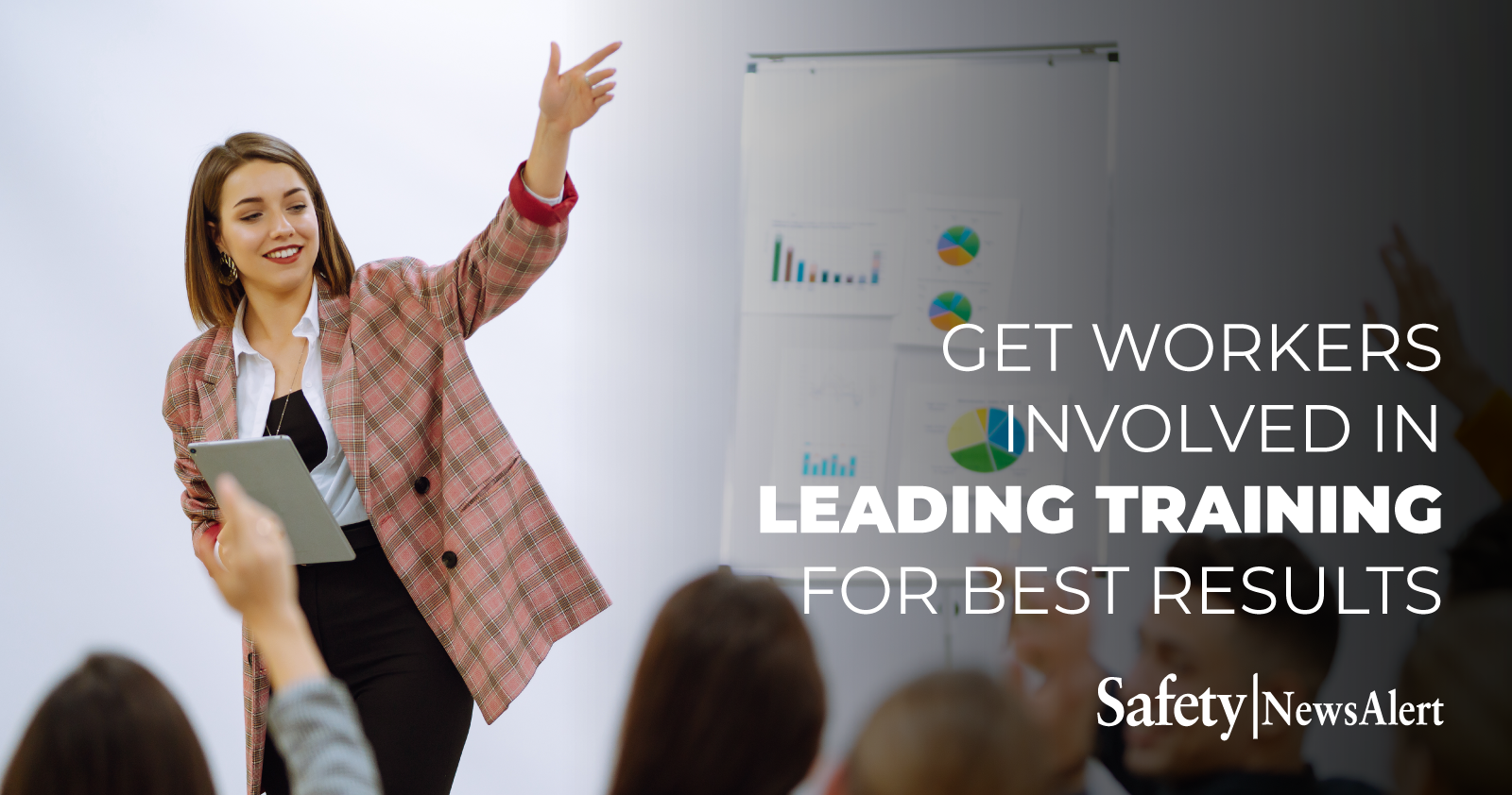 Get Workers Involved In Leading Training for Best Results