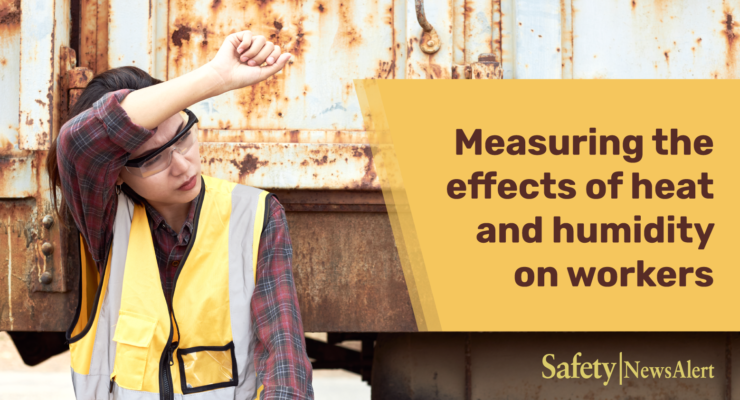 Measuring The Effects Of Heat And Humidity On Workers
