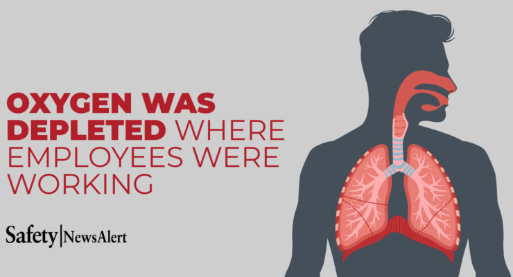 Oxygen Was Depleted Where Employees Were Working