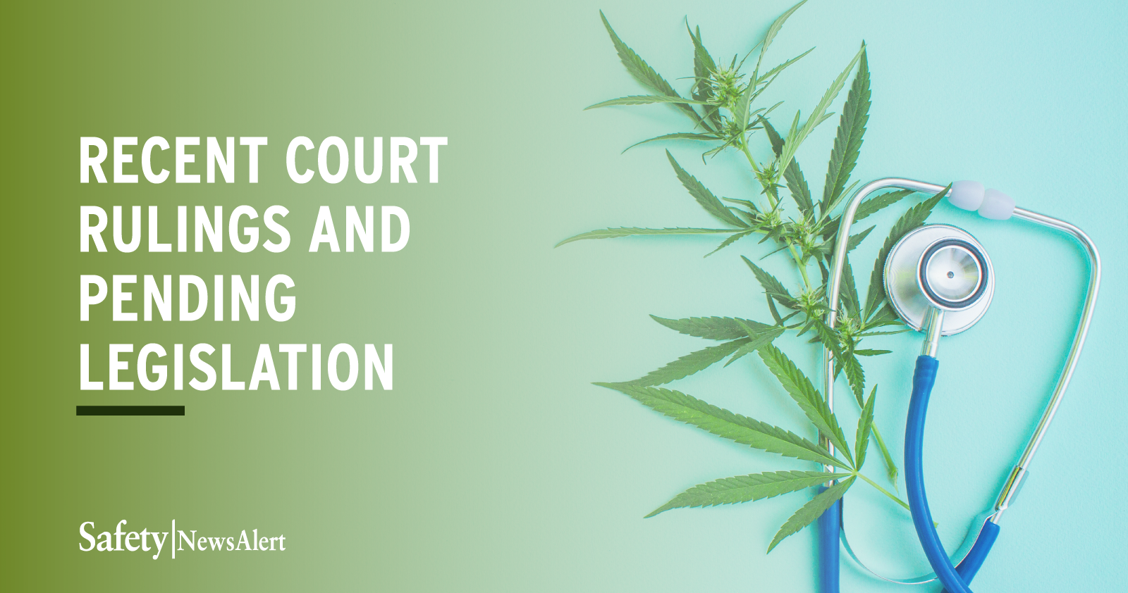 recent court rulings and pending legislation