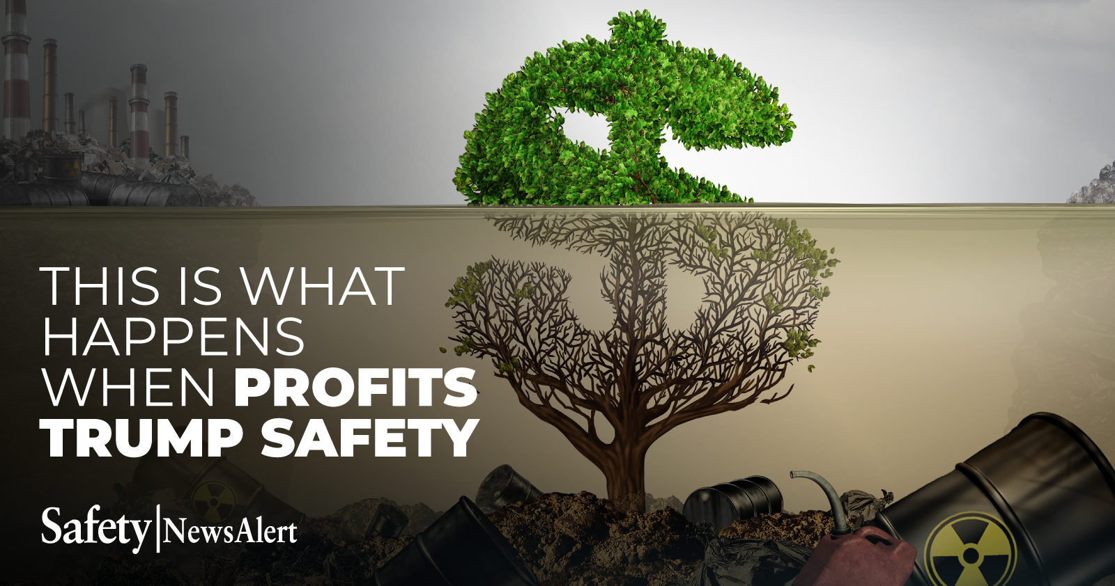 this is what happens when profits trump safety